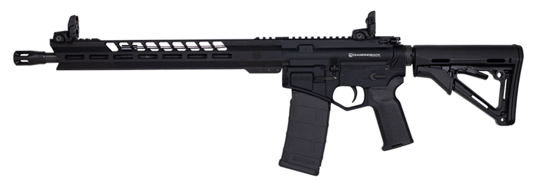 Diamondback DB15BGSB DB15  5.56x45mm NATO 16