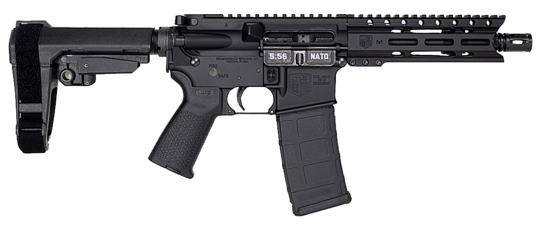 Diamondback DB15PCML7SB3 DB15 AR Pistol Carbine Length 5.56x45mm NATO 7