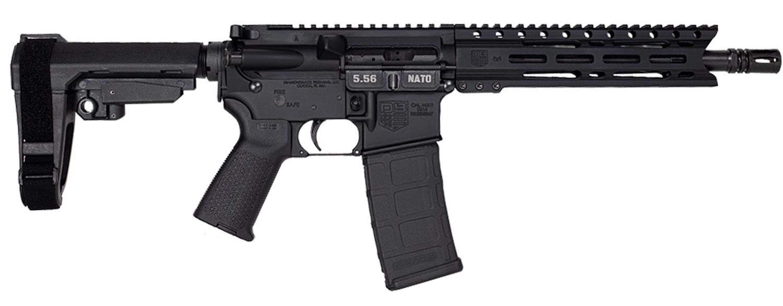 Diamondback DB15PCML10SB3 DB15 AR Pistol Carbine Length 5.56x45mm NATO 10