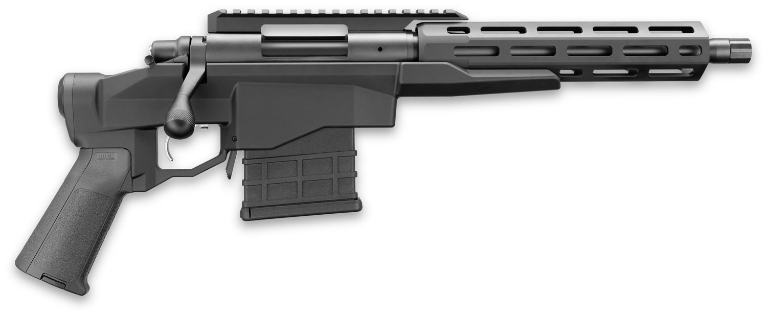 REMINGTON  700-CP Tactical Chassis 6.5 Creedmoor 12.50