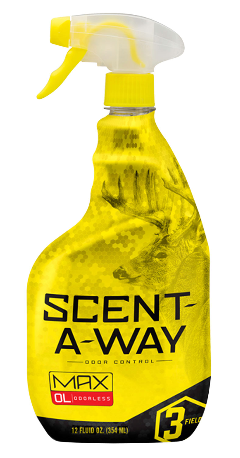 Scent-A-Way Max Spray  <br>  12 oz.