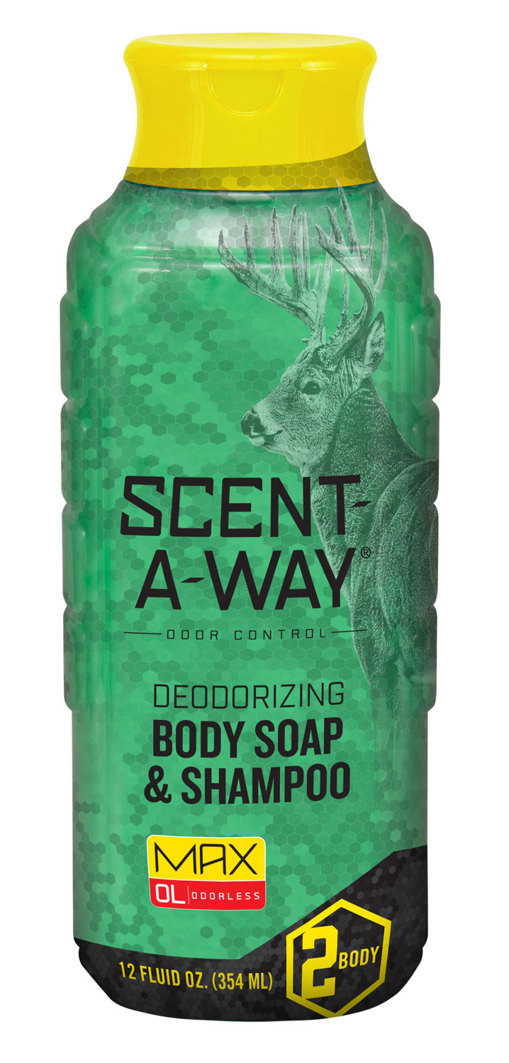 Scent-A-Way Max Liquid Soap  <br>  12 oz.