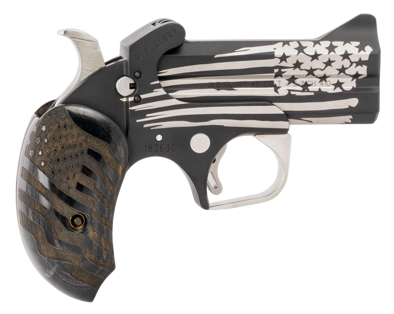 Bond Arms BAOG Old Glory  45 Colt (LC)/410 Gauge 3.50