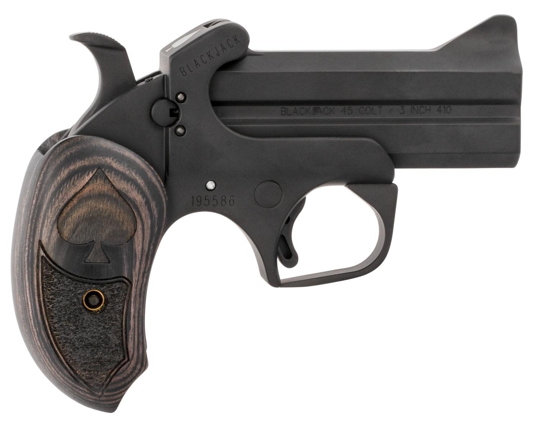 Bond Arms BABJ Black Jack  45 Colt (LC)/410 Gauge 3.50