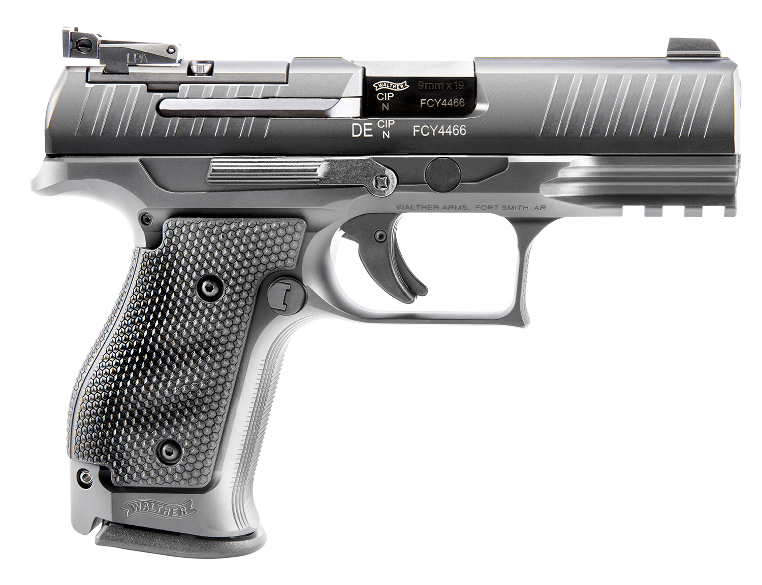 Walther Arms 2843323 PPQ Q4 Tactical 9mm Luger 4