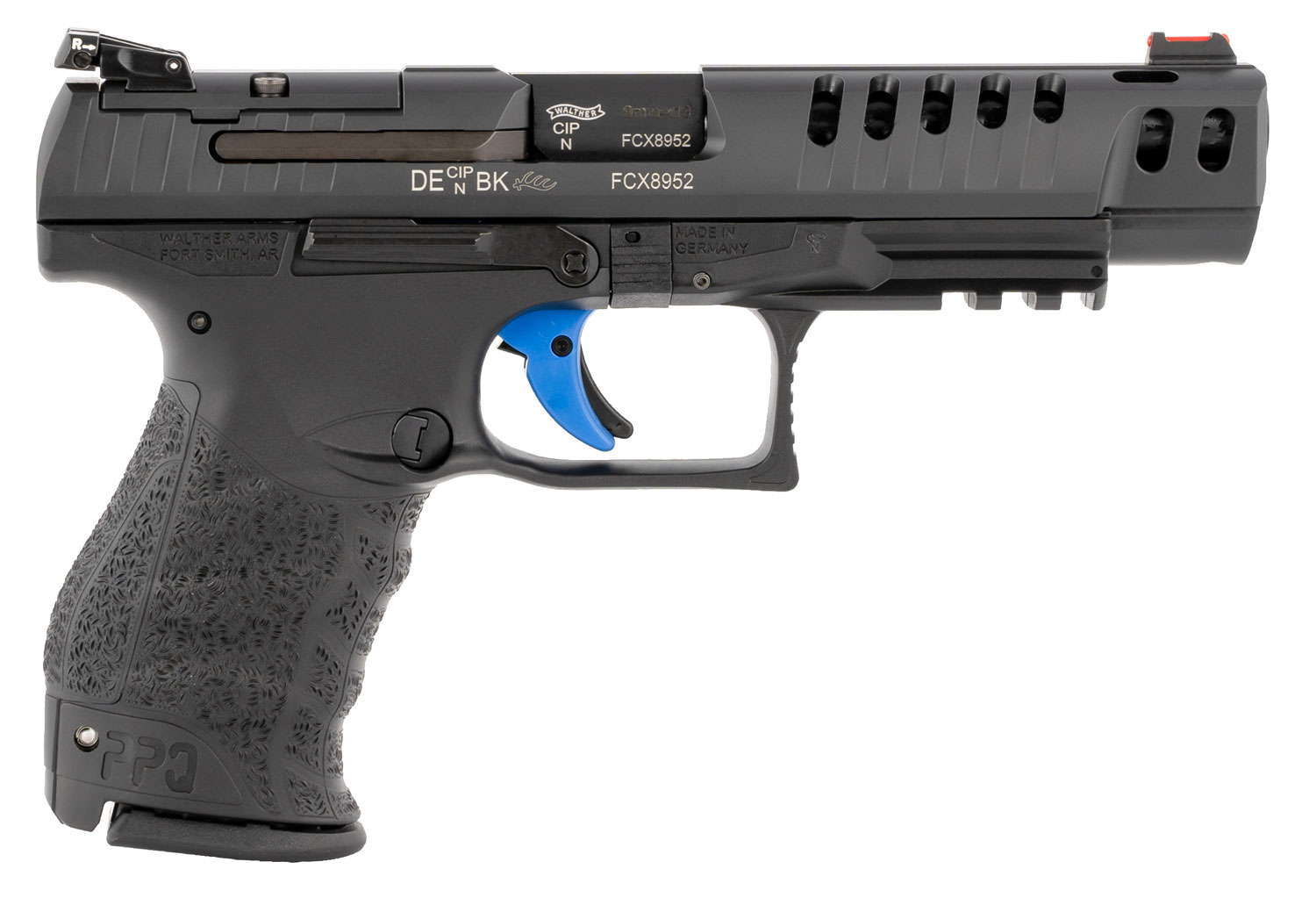 Walther Arms 2846926 PPQ M2 Q5 Match 9mm Luger 5