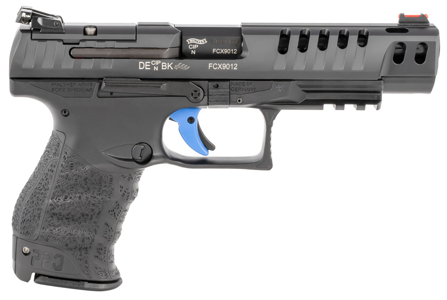 Walther Arms 2849640 PPQ M2 Q5 Match 9mm Luger 5