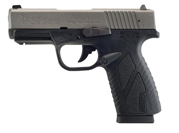 Bersa BP9SPGCC BPCC Concealed Carry 9mm Luger 3.30