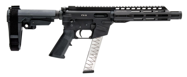 Freedom Ordnance FX-9P8S FX-9P8S  9mm Luger 8