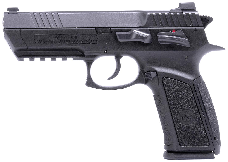 IWI US J941PSL910-II Jericho 941  9mm Luger 3.80