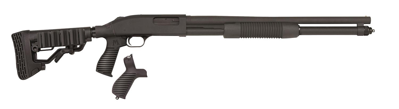MSBRG 590 TACTICAL 12/20 ADJ PG 8RD