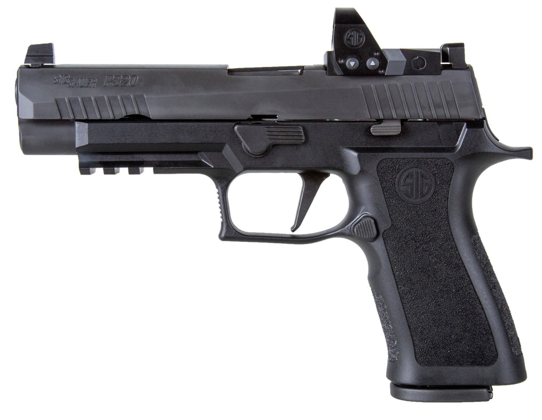Sig Sauer 320XF9BXR3RXP P320 XFull Size RXP 9mm Luger 4.70