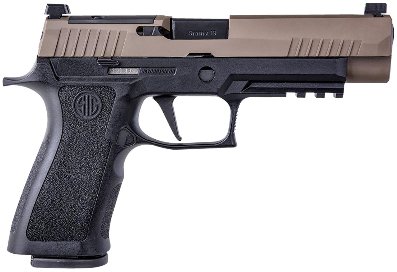 Sig Sauer 320XF9VTACR2 P320 X-VTAC 9mm Luger 4.70