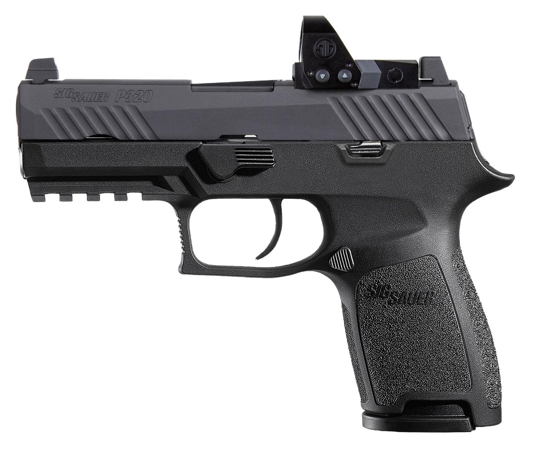 Sig Sauer 320C9BRXP P320 Compact RXP 9mm Luger 3.90