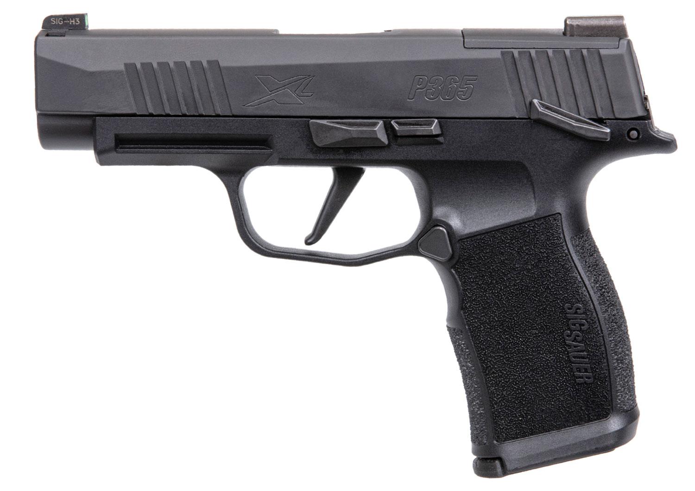 Sig Sauer 365XL9BXR3MS P365 XL Optic Ready 9mm Luger 3.70