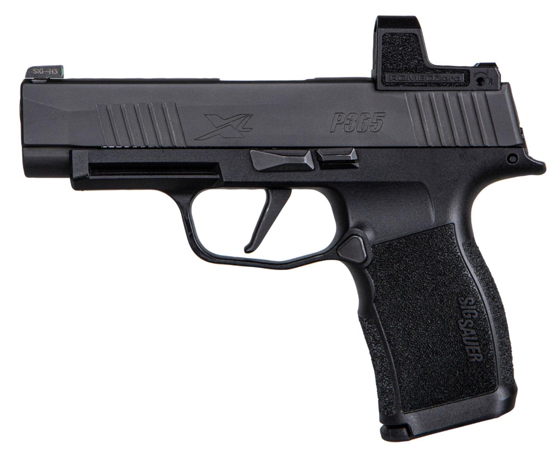 Sig Sauer 365XL9BXR3RXZ P365 XL 9mm Luger 3.70