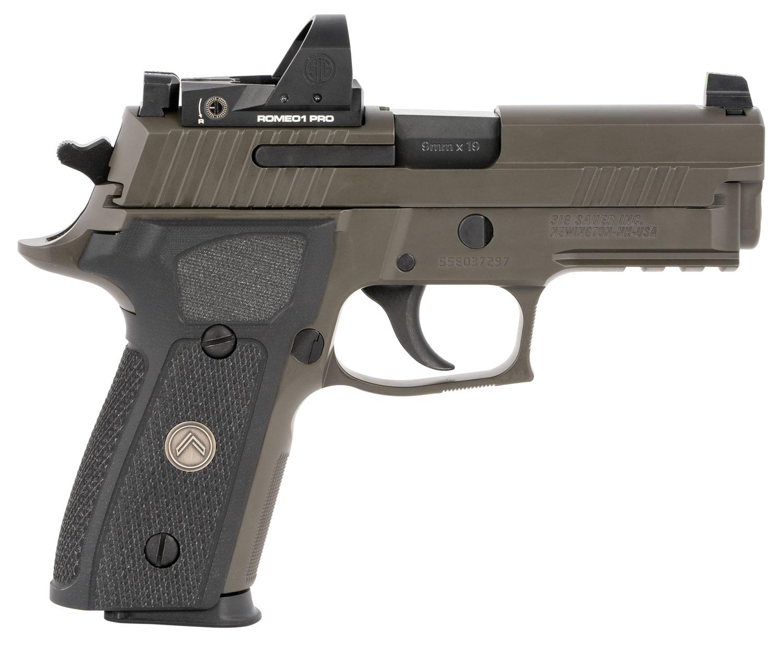 Sig Sauer 229R9LEGIONRXP P229 Compact Legion RXP 9mm Luger 3.90