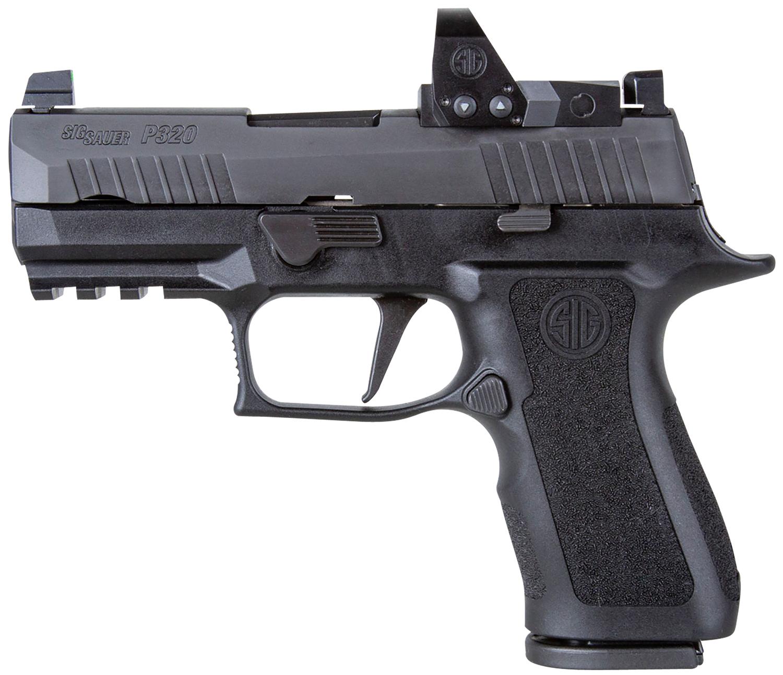 Sig Sauer 320XC9BXR3RXP10 P320 XCompact 9mm Luger 3.60