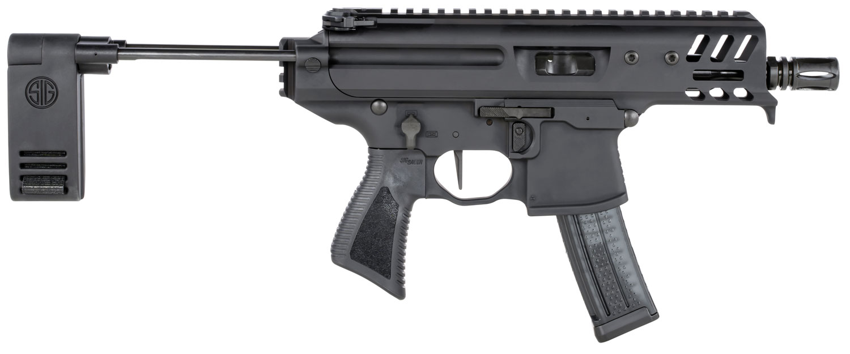 Sig Sauer PMPX4BCH MPX Copperhead 9mm Luger 4.50