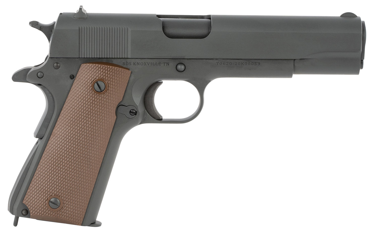 SDS Imports 1911 A1 U.S. Army Pistol  <br>  9mm 5 in. WWII