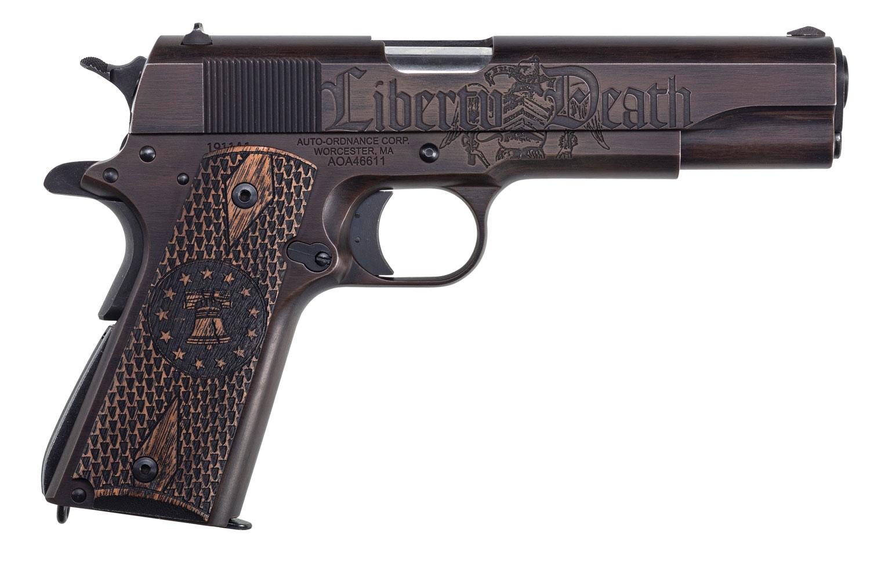 Thompson 1911BKOC6 1911 Liberty 45 ACP 5