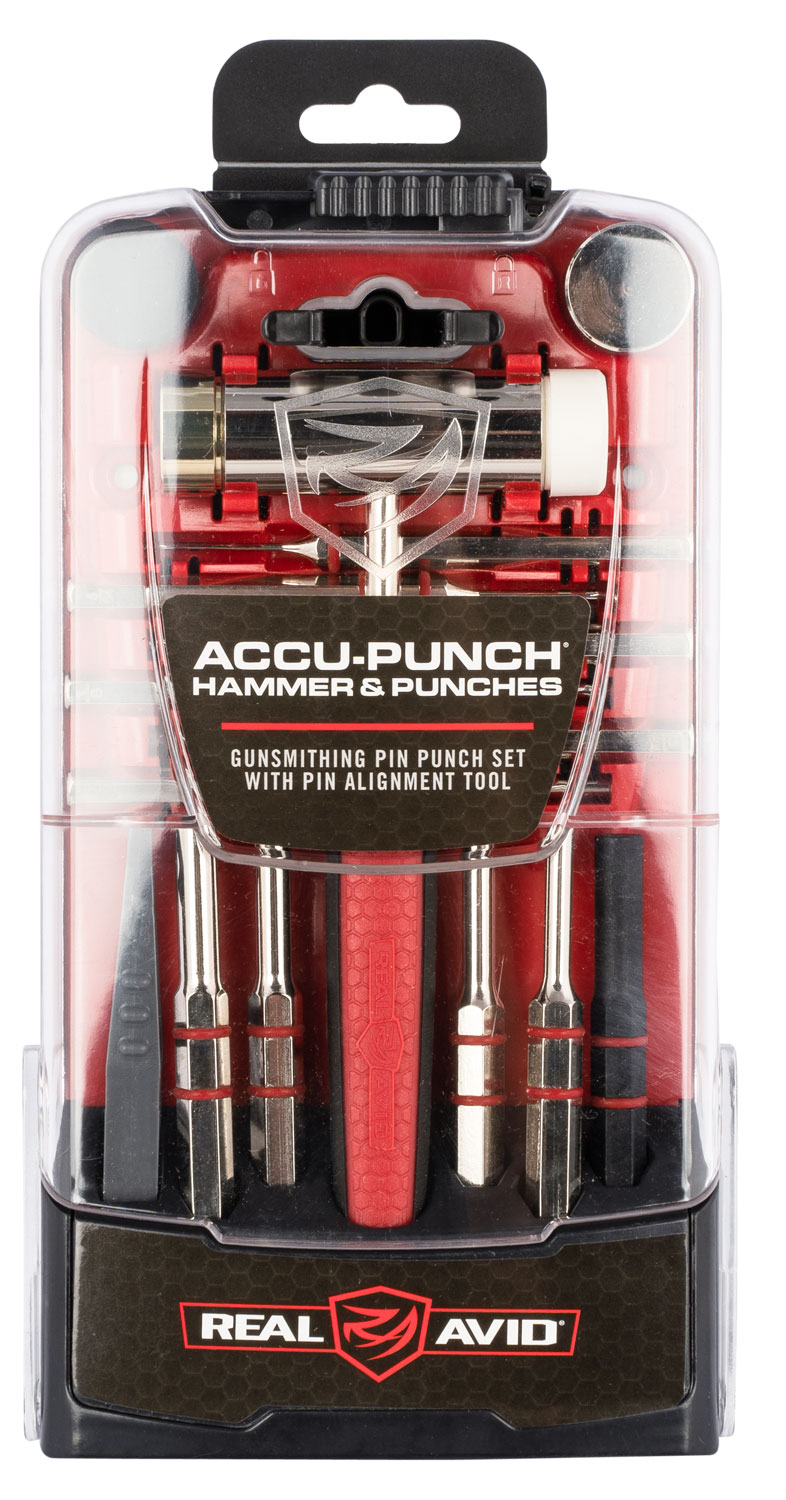 Real Avid/Revo AVHPS Accu-Punch  Hammer & Punches Rubber