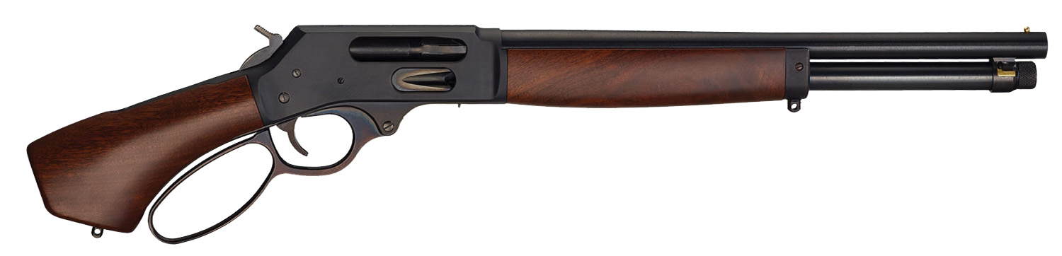 LEVER ACTION AXE 410/15 BL/WD - SCREW-IN INVECTOR CHOKE