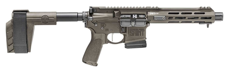 Springfield Armory STV975556GLC Saint Victor 5.56 NATO 7.50