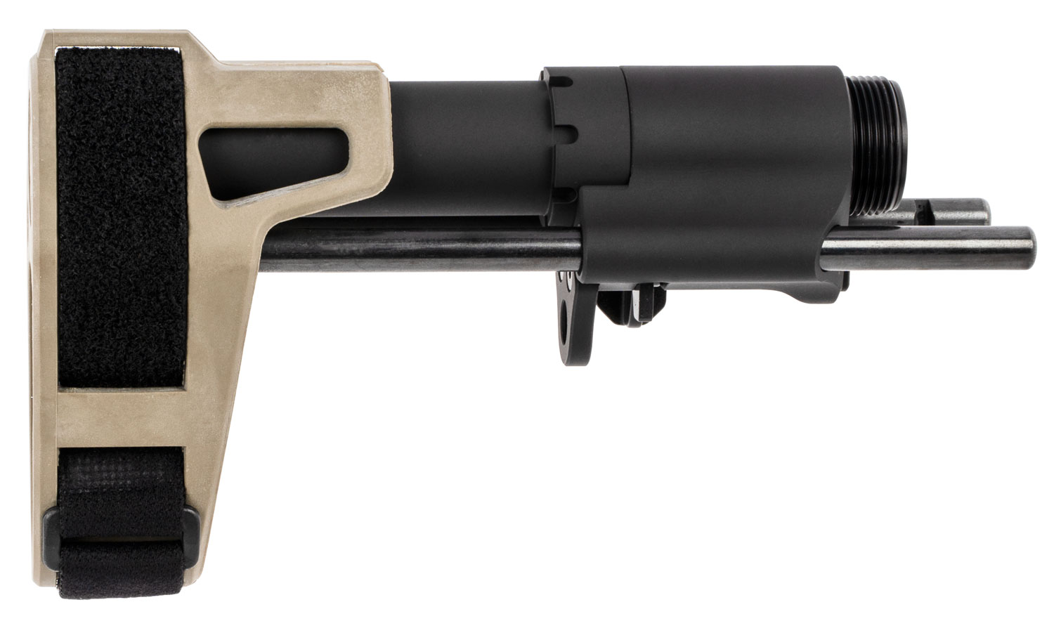 SB Tactical  AR Brace  SB PDW 3-Position Flat Dark Earth