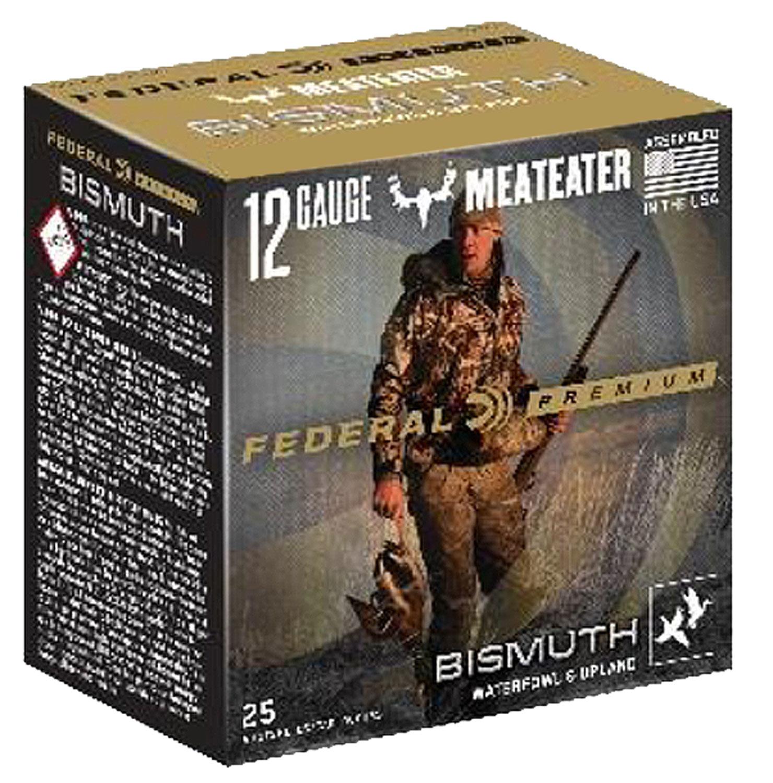 Federal PBIX1375 Premium Bismuth 12 Gauge 3