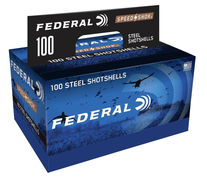 Federal WF1421002 Speed-Shok  12 Gauge 3