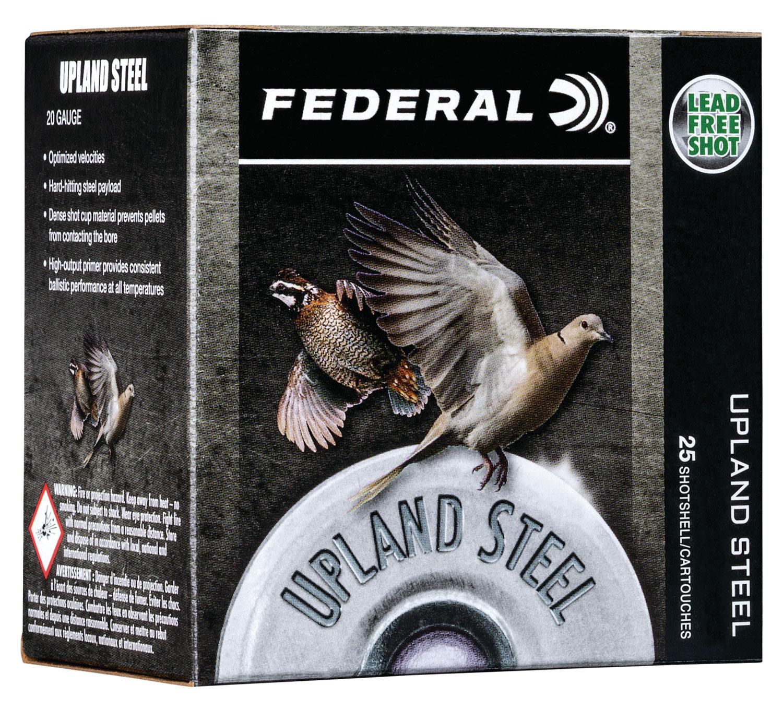 Federal USH41075 Upland Steel  410 Gauge 2.75