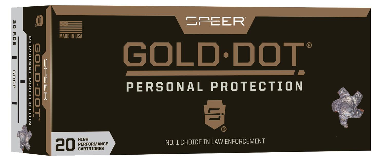 SPR GOLD DOT 223 REM 62GR HP 20/200