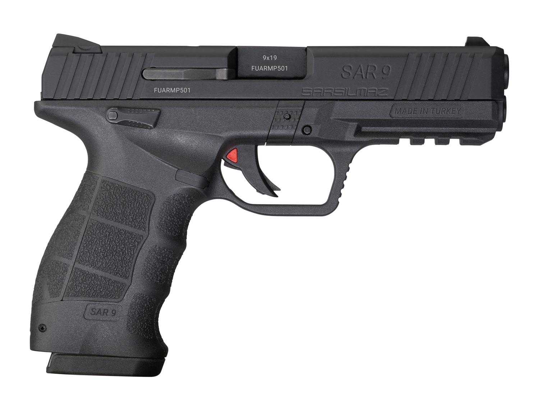 Sar USA SAR9BL10 SAR9  9mm Luger 4.40