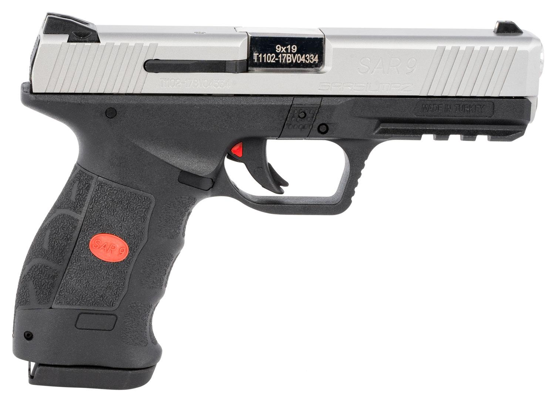 Sar USA SAR9ST10 SAR9  9mm Luger 4.40