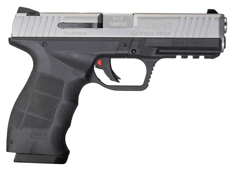 Sar USA SAR9T SAR9T  9mm Luger 4.40