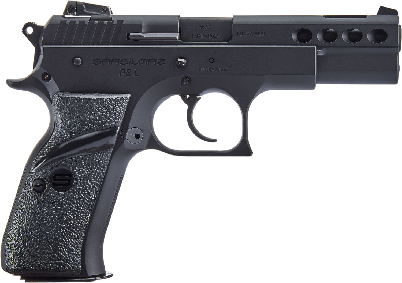 Sar USA P8LBL P8L  9mm Luger 4.60