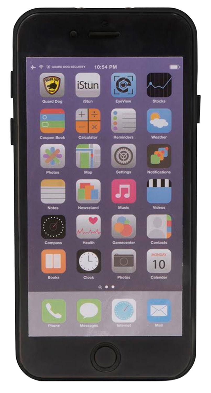 Guard Dog SGGDIHVBB iStun 2  Smartphone Stun Gun Black