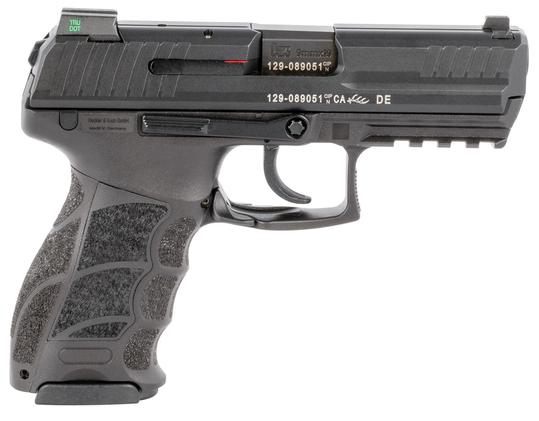 HK P30 V1 LGHT 9MM 3.85