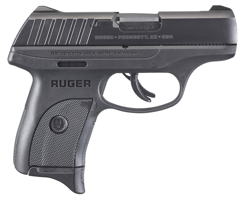 Ruger 13202 EC9s  9mm Luger 3.12