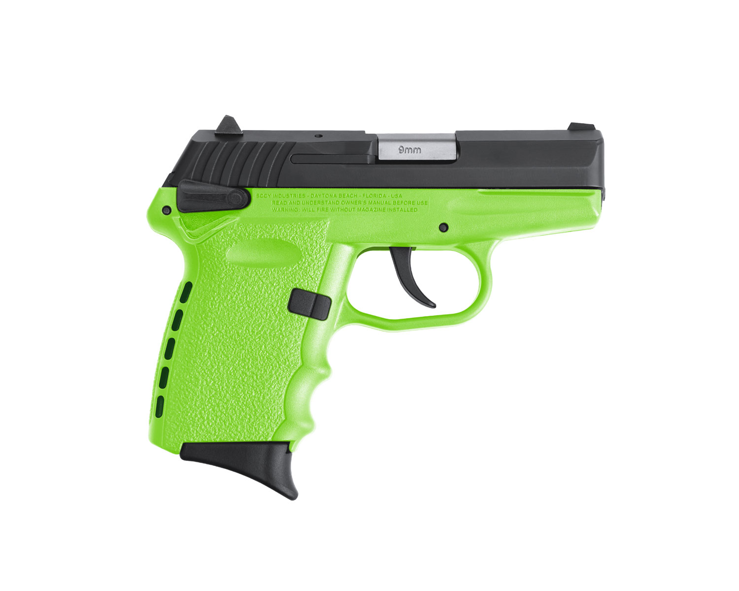 SCCY Industries CPX-1CBLGRD CPX-1 RD 9mm Luger 3.10