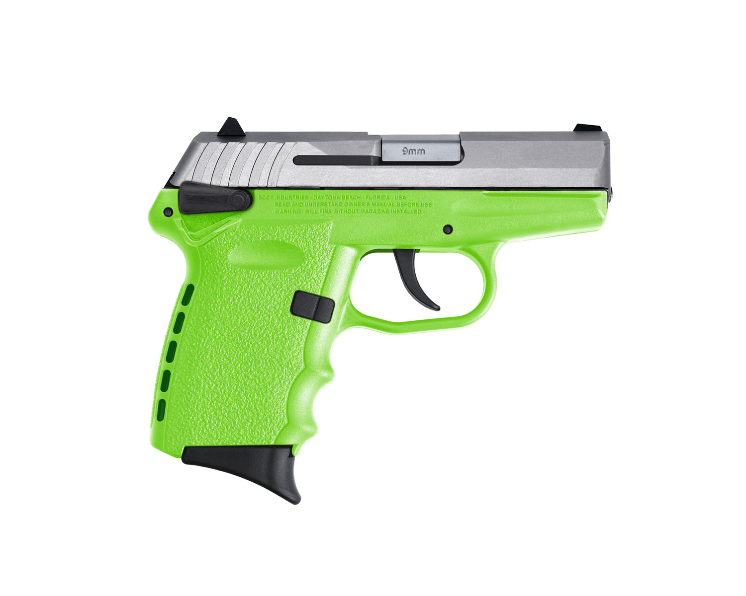 SCCY Industries CPX-1TTLGRD CPX-1 RD 9mm Luger 3.10