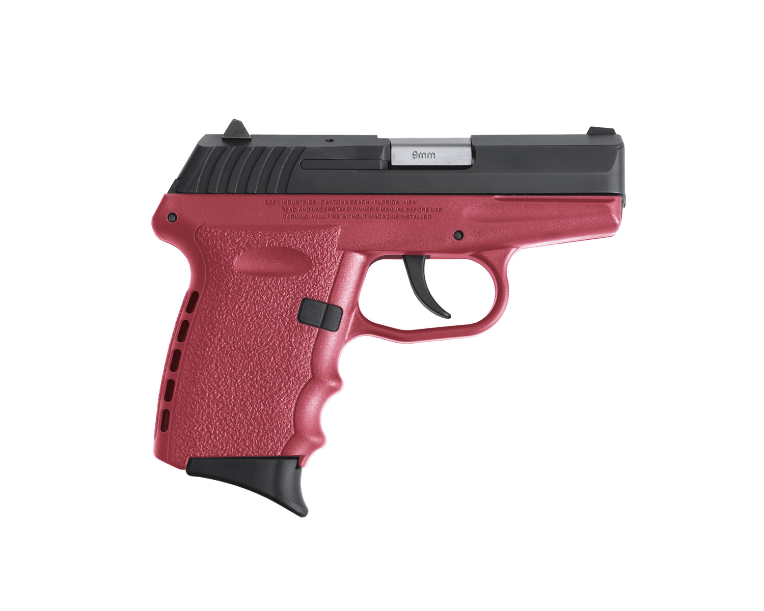 SCCY Industries CPX-2CBCRRDE CPX-2 RD DAO 9mm Luger 3.10