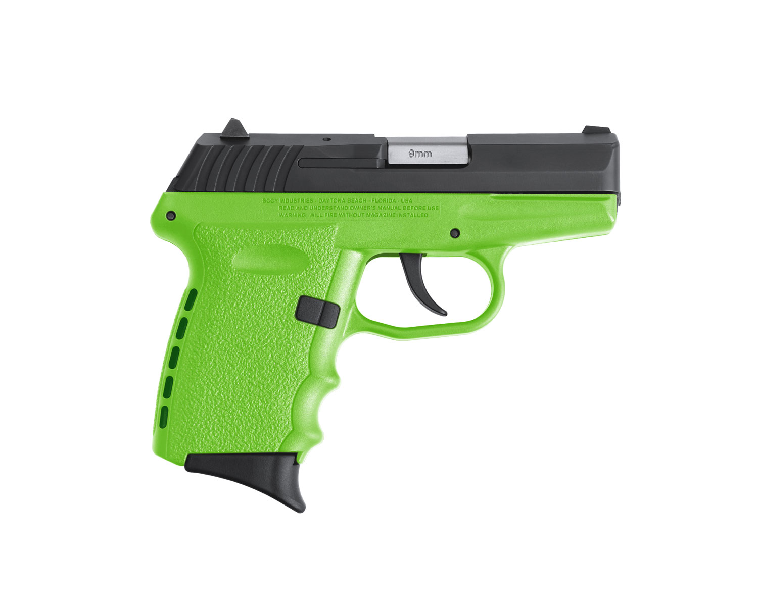 SCCY Industries CPX-2CBLGRD CPX-2 RD 9mm Luger 3.10