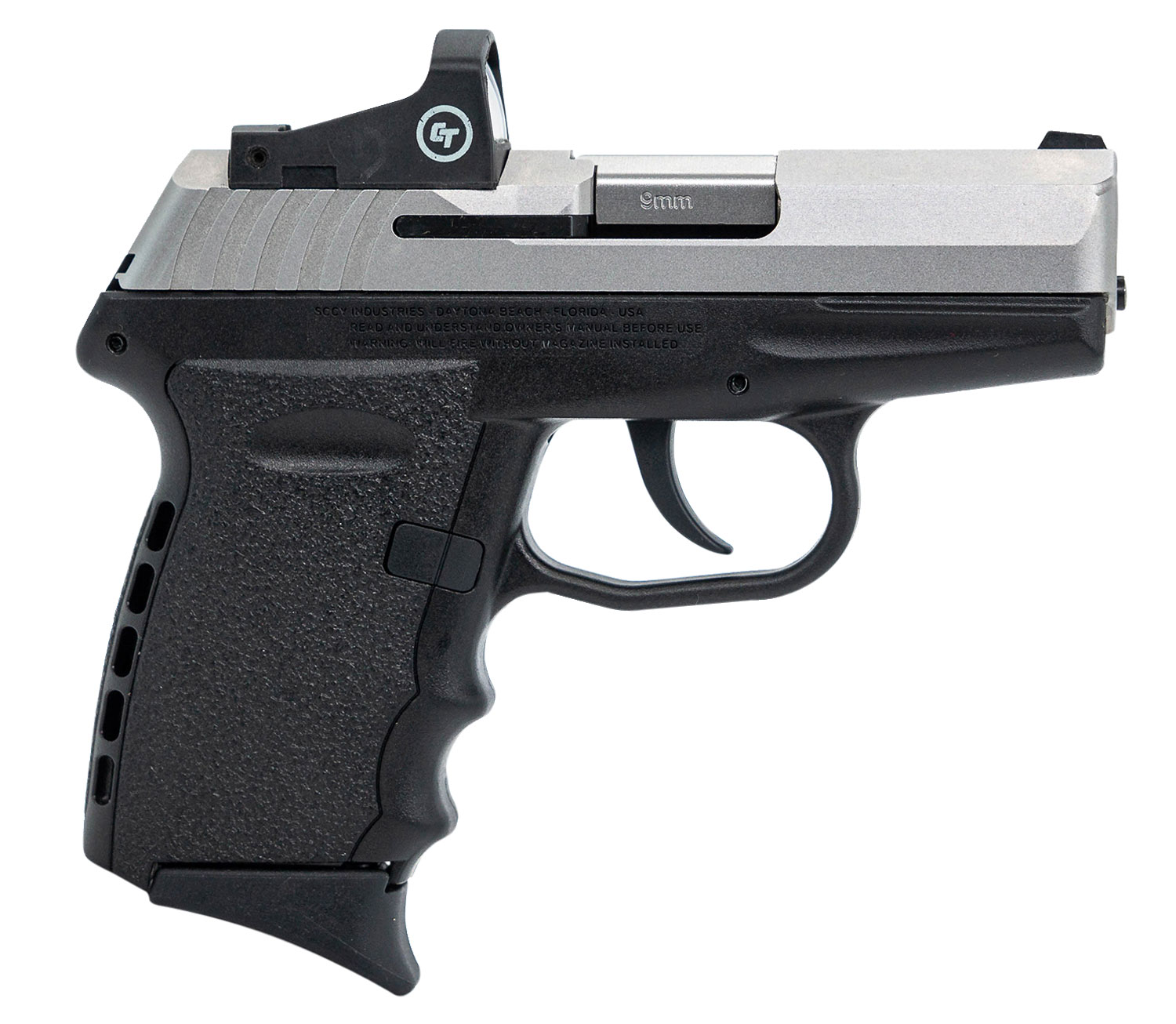 SCCY Industries CPX2TTRDDE CPX-2 RD 9mm Luger 3.10