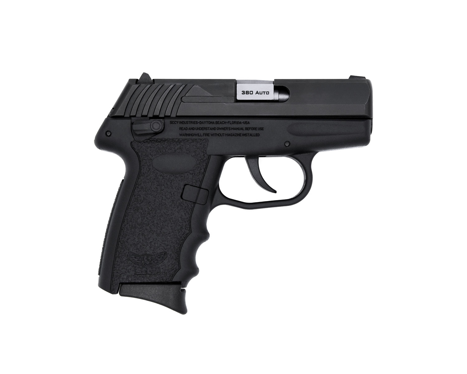 SCCY Industries CPX-4CBRD CPX-4 RD DAO 380 ACP 3.10
