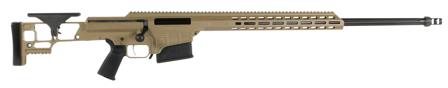 SMR 338LAP FDE 26 FIXED STK - FLUTED BARREL | FIXED STOCK