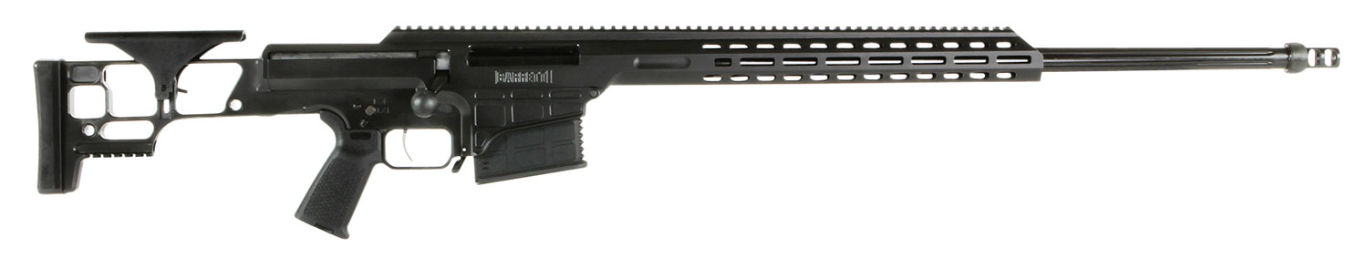 SMR 6.5CM BLK 24 FIXED STK - FLUTED BARREL | FIXED STOCK