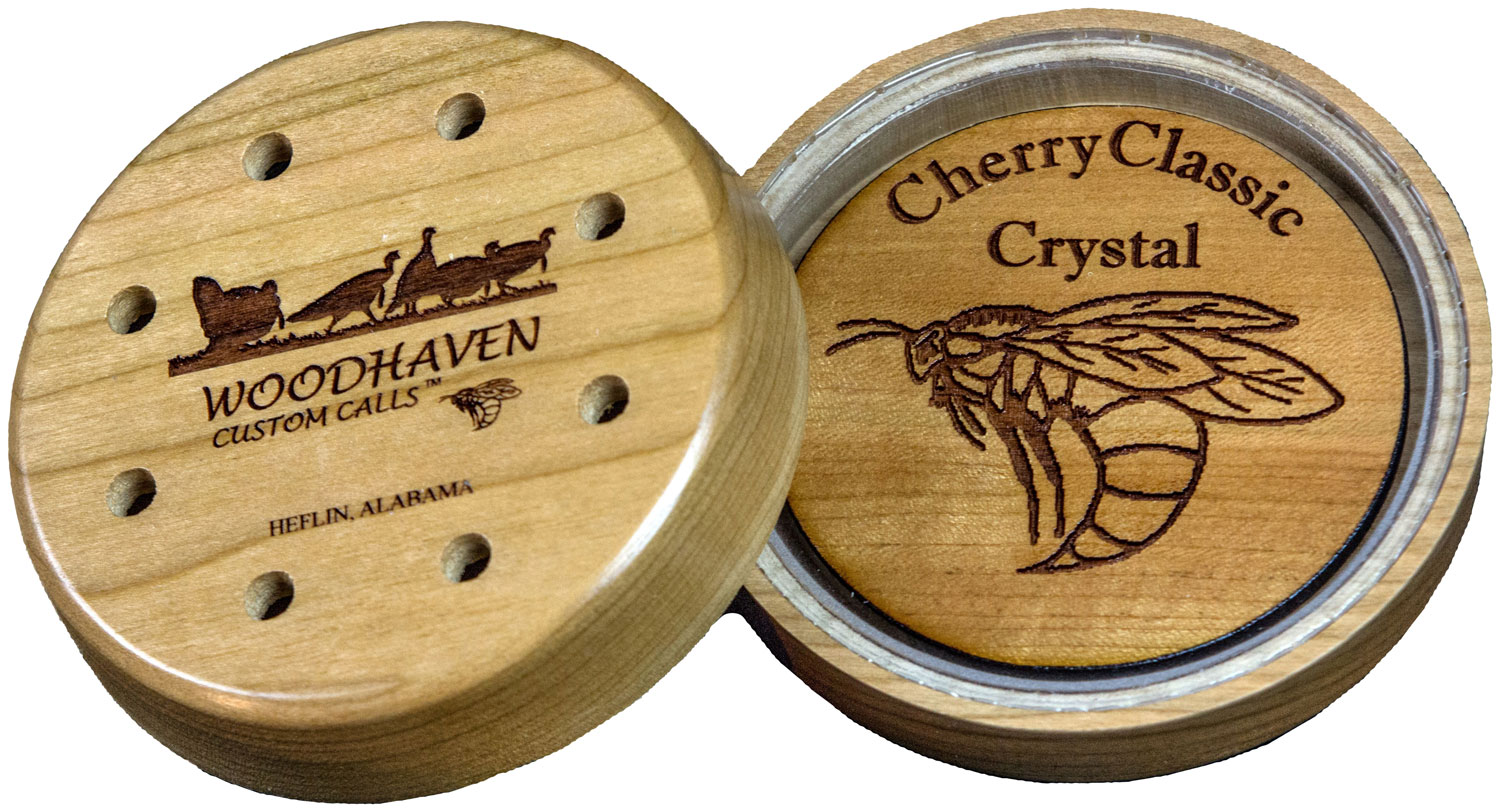 WOODHAVEN WH055 CHERRY CLASSIC CRYSTAL