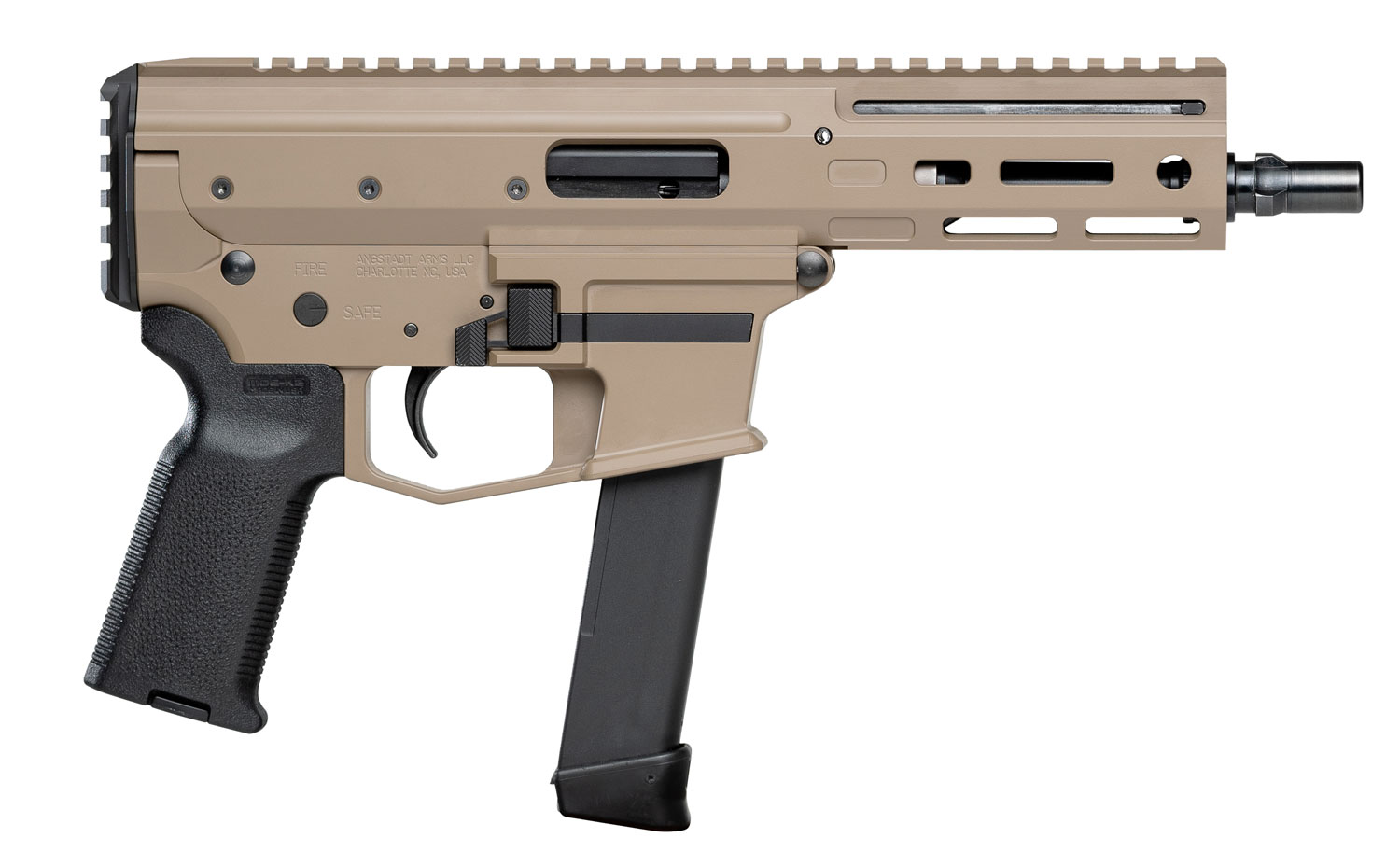 Angstadt Arms AAMDP09PF6 MDP-9  9mm Luger 5.85